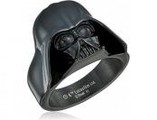 56% off Star Wars Men's Darth Vader 3D Stainless Steel Ring