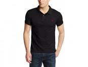 60% off U.S. Polo Assn. Men's Slim Fit Cotton Slub Solid Polo