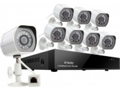42% off Zmodo 8-camera HD NVR Surveillance Kit ZM-SS718-2TB