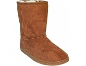 71% off DAWGS Women's 9 Inch Microfibre Boots, Chestnut