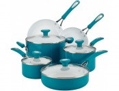 54% off SilverStone Ceramic CXi Nonstick 12-Piece Cookware Set