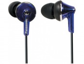 40% off Panasonic RP-TCM190 In-Ear Earbud Headphones - Purple
