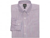75% off Traveler Tailored Fit Buttondown Collar Dress Shirt