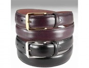 78% off Glazed Mill Dress Leather Belt