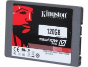 "64% off Kingston SSDNow V300 2.5"" 120GB SATA III Internal SSD"