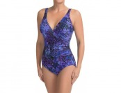 67% off Miraclesuit Scale Models Wrap Swimsuit