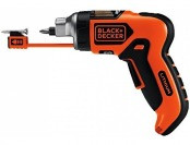 58% off Black & Decker LI4000 4-Volt SmartSelect Screwdriver