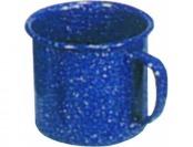 45% off 12 oz. Stansport Blue Enamel Mug