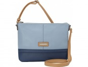 49% off Tignanello Perfect Pockets Slim Crossbody - Cloud/Sailor Blue