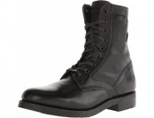 62% off FRYE Men's Engineer Tall Lace Boot, Black