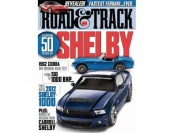 84% off Road & Track Magazine Subcription