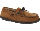 40% off Alpine Design Men's Trapper Moccasin Slippers