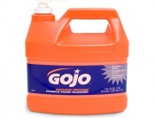 91% off GOJO 1 Gallon Bottle Natural Orange Hand Cleaner
