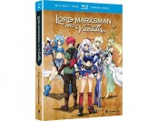 42% off Lord Marksman & Vanadis: Complete Series (Blu-ray/DVD)