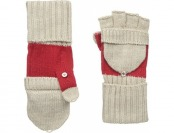 87% off Calvin Klein Women's Colorblock Flip Top Gloves
