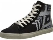 64% off KIM & ZOZI Women's Ikat Fashion Sneaker, Black