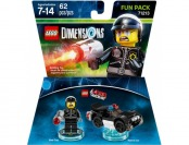 50% off LEGO Dimensions Fun Pack (The LEGO Movie: Bad Cop)
