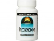 49% off Source Naturals Pregnenolone 50mg, 120 Tablets