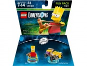 40% off Lego Dimensions Fun Pack The Simpsons: Bart