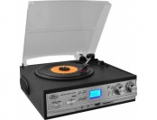 65% off Pyle PTTCS9U Classic Retro Turntable with Radio