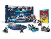 75% off Skylanders SuperChargers Starter Pack Dark Edition Wii U