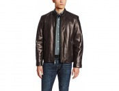 76% off Marc New York Men's Sam Smooth Lamb Leather Jacket