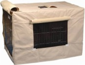 64% off Precision Pet Indoor Outdoor Crate Cover, Size 2000