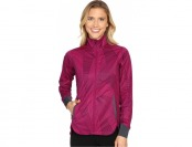 $90 off Brooks Drift Shell (Currant Big Sunshine) Women's Coat