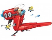 58% off Mega Bloks Minions Supervillain Jet
