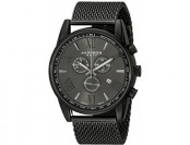 95% off Akribos XXIV Men's AK813BK Chrono Quartz Watch