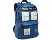 80% off Doctor Who TARDIS Backpack