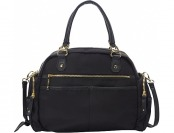 66% off Olivia + Joy Zip Zap Satchel Handbag