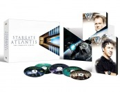 85% off Stargate Atlantis: The Complete Series Collection (DVD)