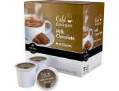 50% off Keurig Cafe Escapes Hot Chocolate K-cups (16-pack)