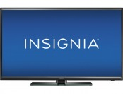 "$80 off Insignia 40"" LED 1080p HDTV NS-40D420NA16"