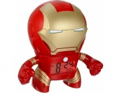 67% off Bulb Botz Marvel 2020046 Iron Man Alarm Clock