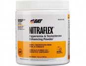 59% off GAT Nitraflex Testosterone Enhancing Pre Workout, Orange