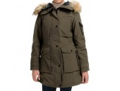76% off 1 Madison Hooded Parka - Faux Fur Women's Jacket