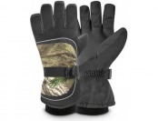 50% off Men's HOT SHOT Nylon Oxford Ski Glove, Thinsulate