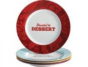 "76% off Cake Boss 8"" Dessert Plates (4-count)"