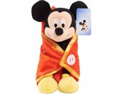 62% off Disney Classic Characters Sweet Snuggles Mickey Plush Toy