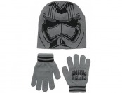 84% off Star Wars Big Boys Captain Phasma Beanie and Glove Set