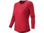 72% off New Balance Women's Merino Long Sleeve Crew Shirt