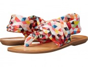 67% off Dirty Laundry Beebop (Poppy Geometric) Women's Sandals
