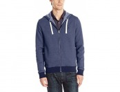 72% off Original Penguin Men's Long Sleeve Full Zip Fleece Hoodie