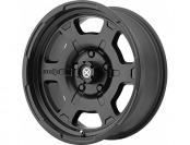 66% off ATX Series AX198 Chamber II Satin Black Wheels