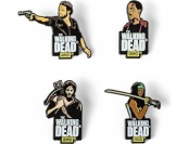 87% off Walking Dead Enamel Pin Set Series 1
