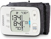 51% off Omron 7 Series UltraSilent Wrist Blood Pressure Monitor