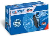 66% off Wagner QuickStop ZD1288 Automotive Ceramic Disc Pad Set