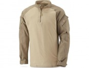 54% off TRU-SPEC Men's 1/4 Zip Combat Shirt Jacket, CORDURA